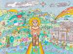 The World of St. Francis by Bradley R. Franco